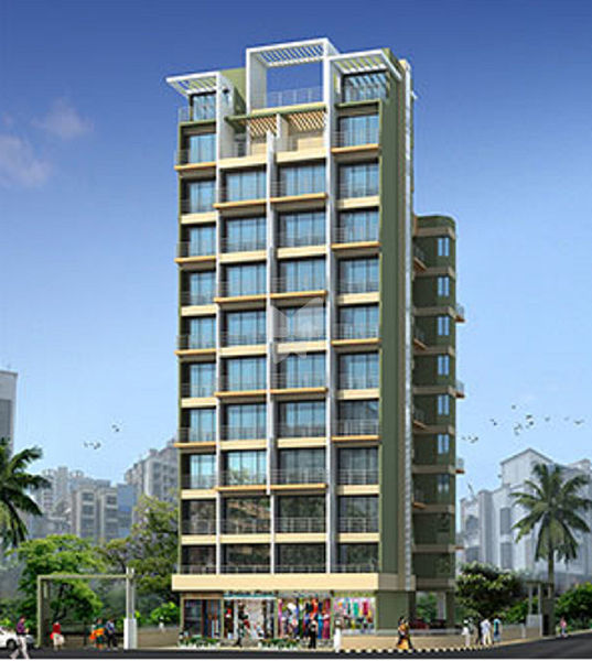 Kaveri Shree Smaran - Elevation Photo