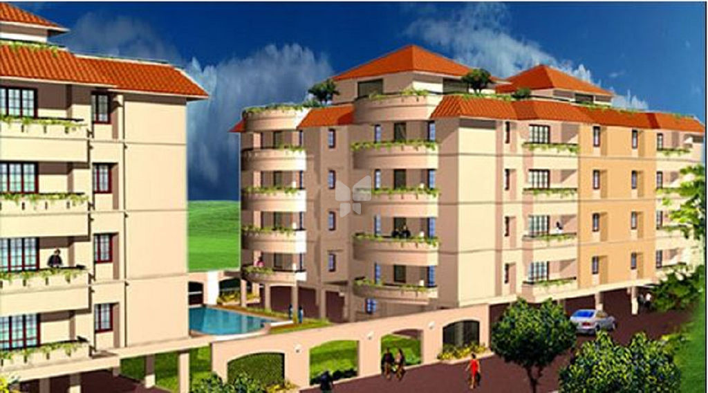 Sreevatsa Atrium - Elevation Photo