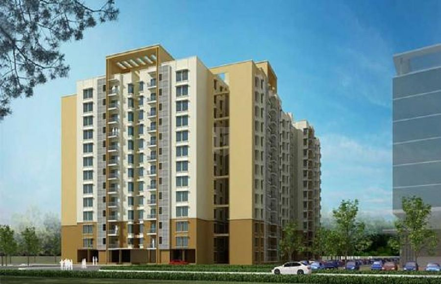 Shriram Summitt - Elevation Photo