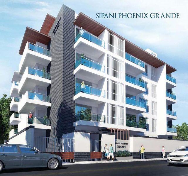 sipani phoenix grande in koramangala 4th block 5kv