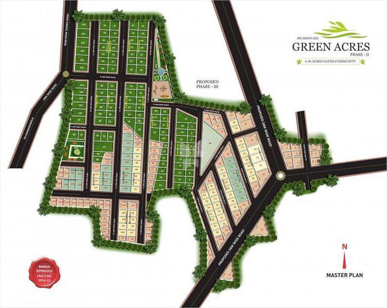 Living Green Acres - Master Plans