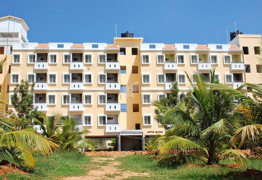 Jain Sukhshanthi Apartments - Elevation Photo