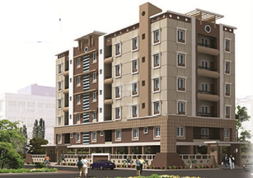 Srisairam Vasundhara Residency - Project Images