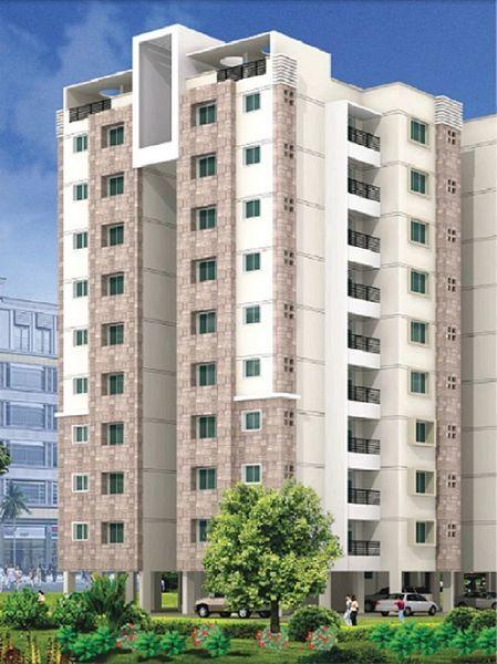 Vijay Shanthi Boulevard Apartment - Elevation Photo