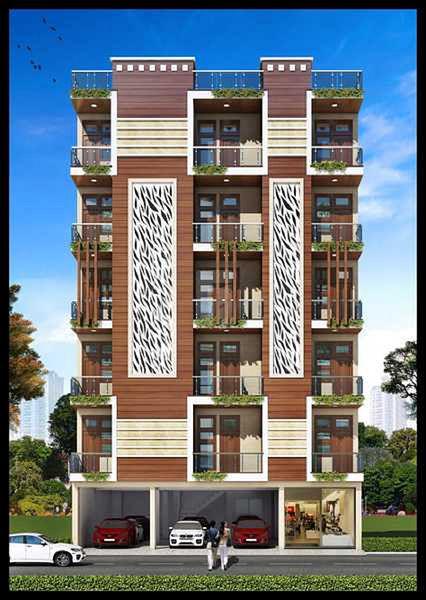 Landmark Vrindavan Tower - Project Images