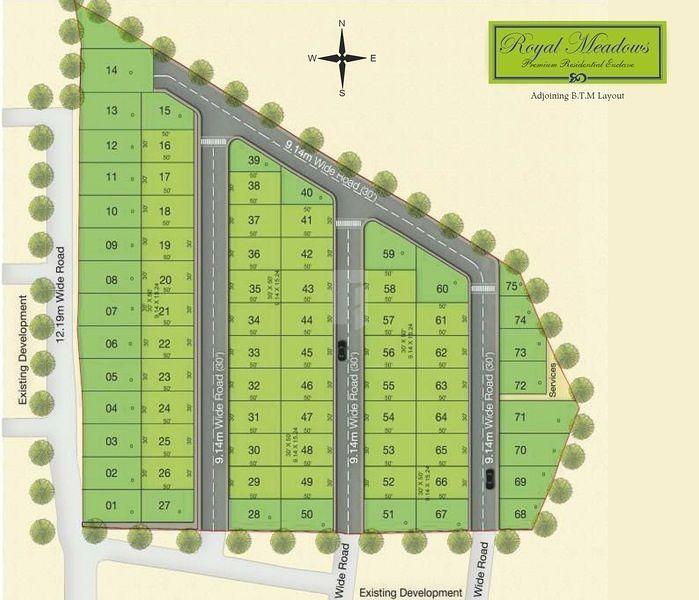 Royal Meadows - Master Plans