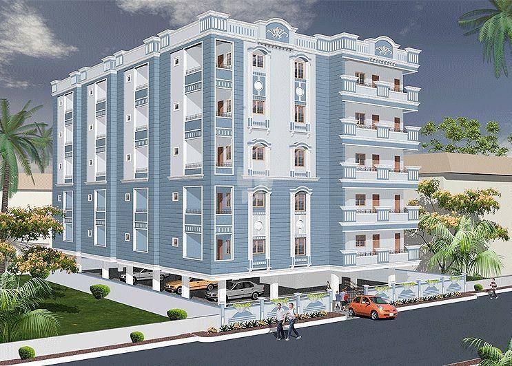 Sree SV Gayathri Nilayam - Elevation Photo