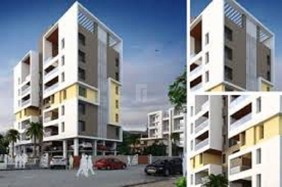 Amol Vivaan Apartment - Elevation Photo