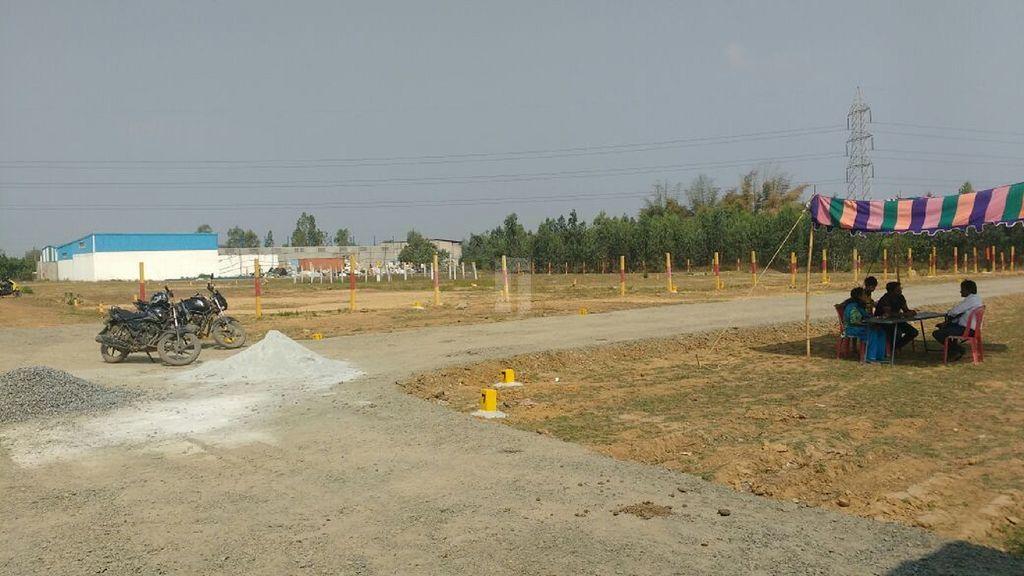 Annai Nagar Plot - Project Images