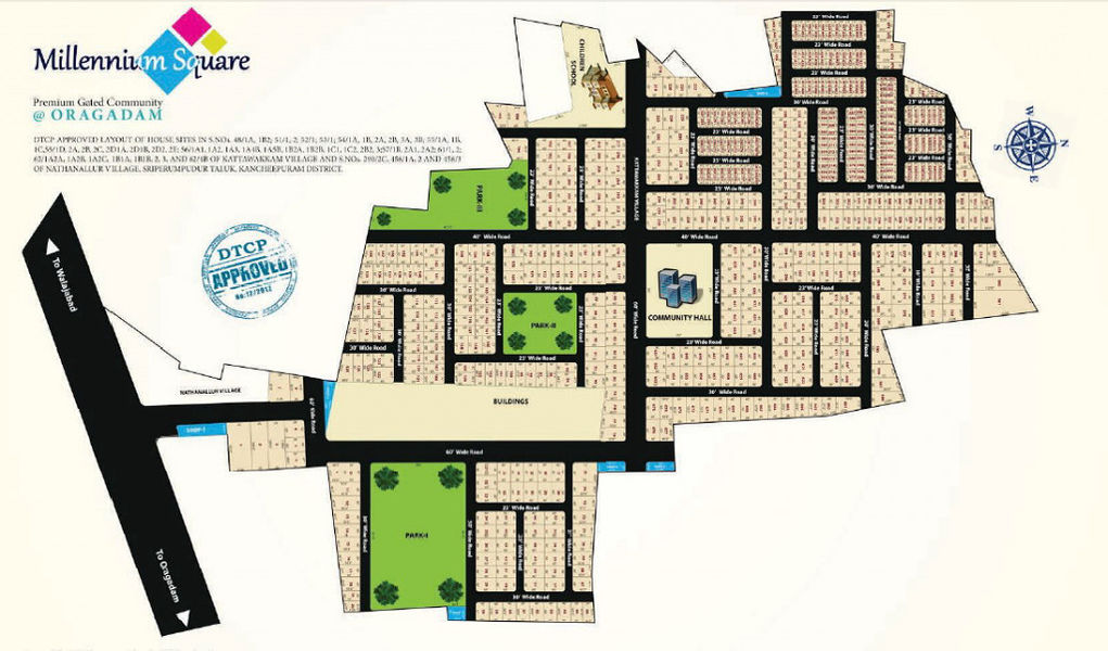 Millennium Square - Master Plans