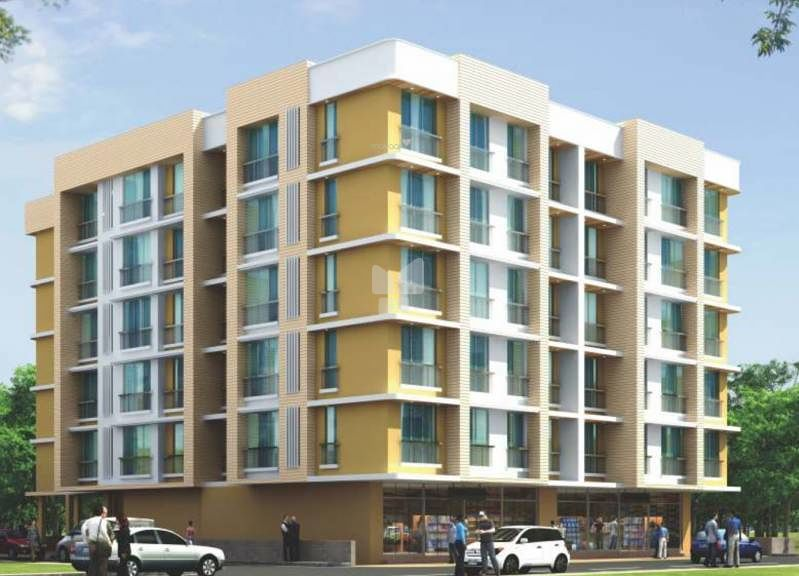 Gala Infrastructure Aarambh - Elevation Photo
