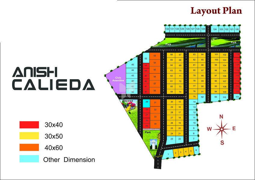 Anish Calieda - Master Plans