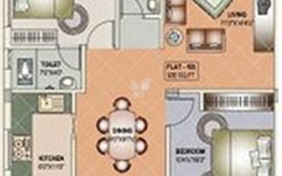 travancore-residency-in-potheri-floor-plan-2d-rvm