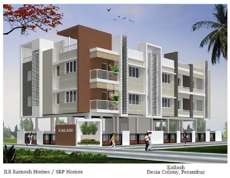 ILB Kailash Apartment - Project Images