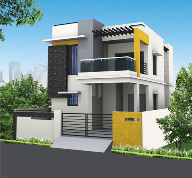CM Satish Manor - Elevation Photo