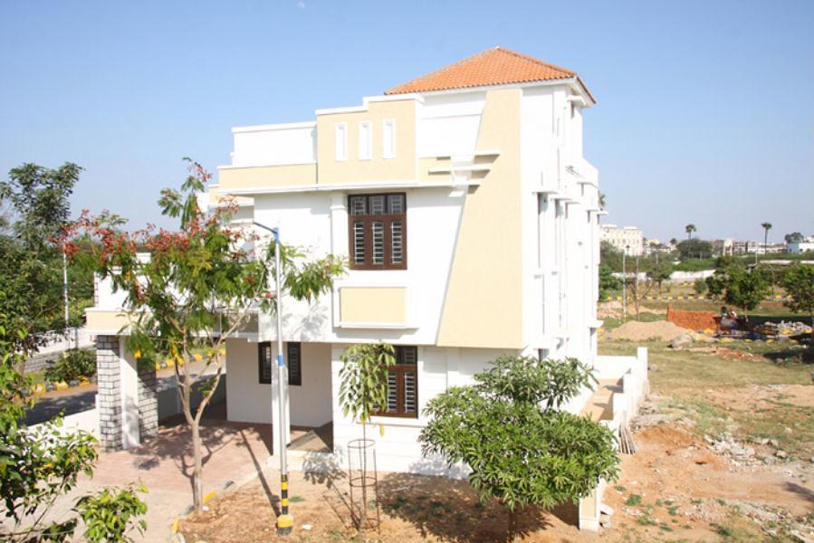 Villa Gardenia In Yapral Hyderabad Roofandfloor