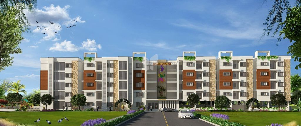 Eswar Dhruvam - Elevation Photo