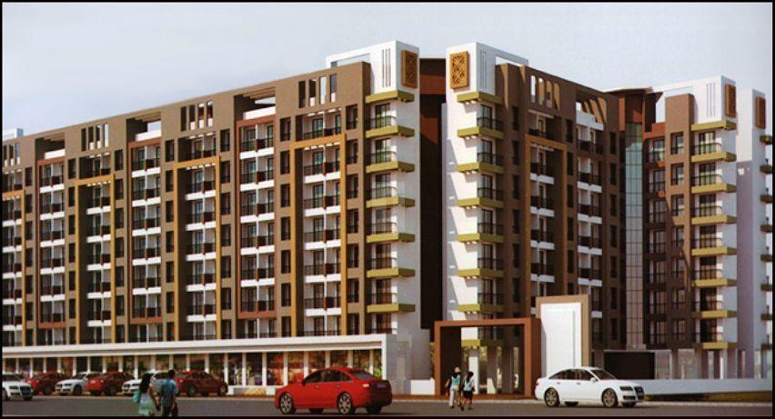 Kothari Apeksha Complex - Project Images