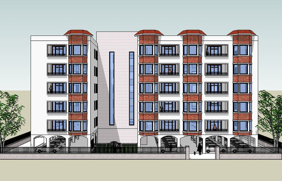 Belvedere Apartments - Elevation Photo