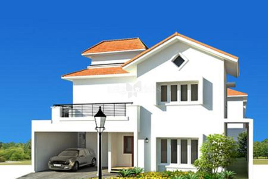 Adarsh Signature Villas - Elevation Photo