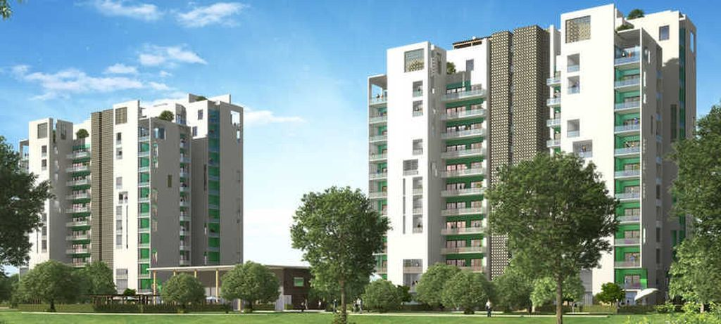 Ramprastha Greens The Platinum - Project Images