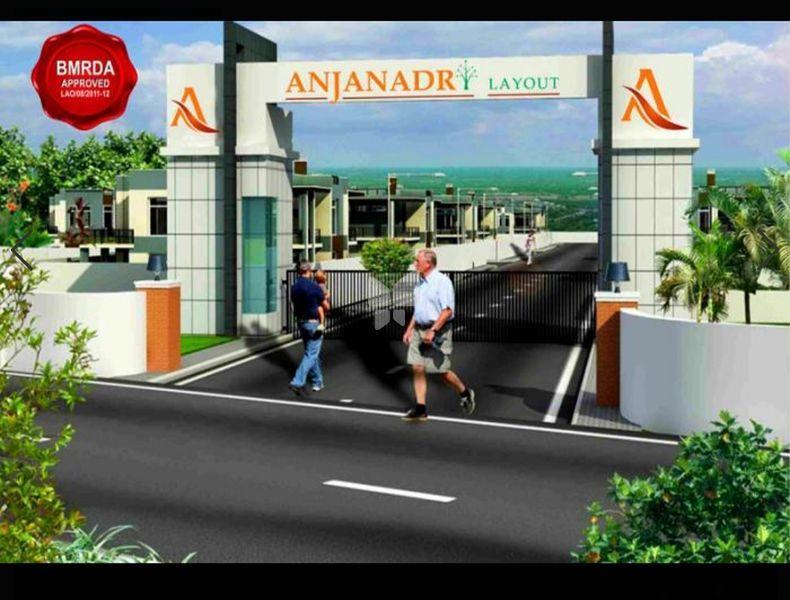 Anjanadri Layout - Elevation Photo