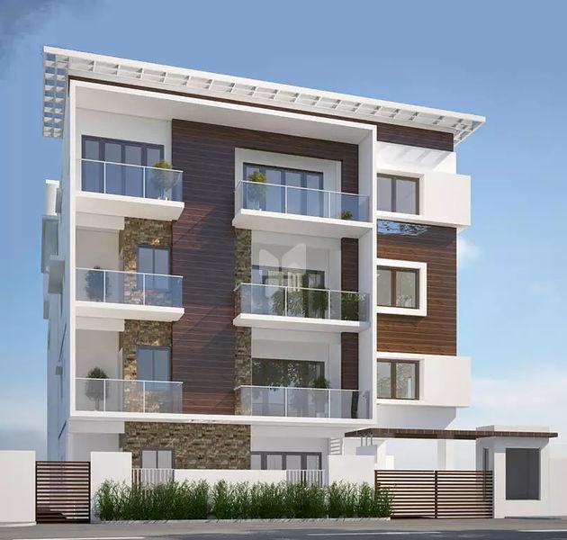 Sree Harsha Aspire - Elevation Photo