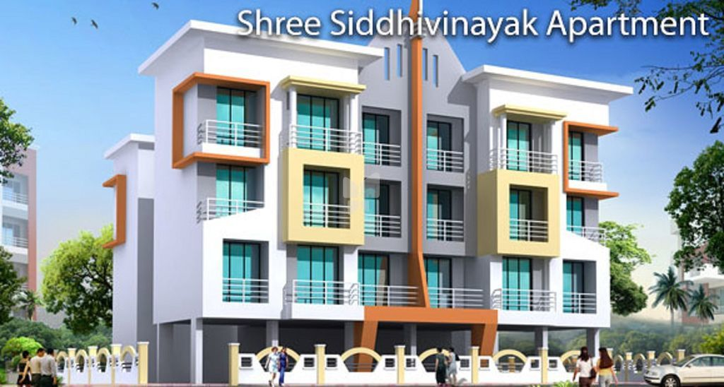 Shree Siddhivinayak Apartment - Project Images