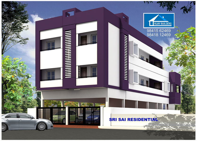 Sri Sai Residential - Elevation Photo