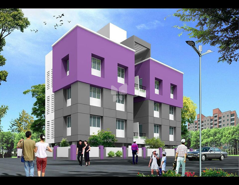 Parijat Residency - Project Images