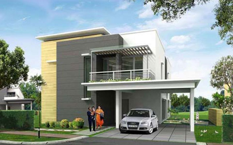 MAK Banyan Tree Retreat Maple Villas - Elevation Photo