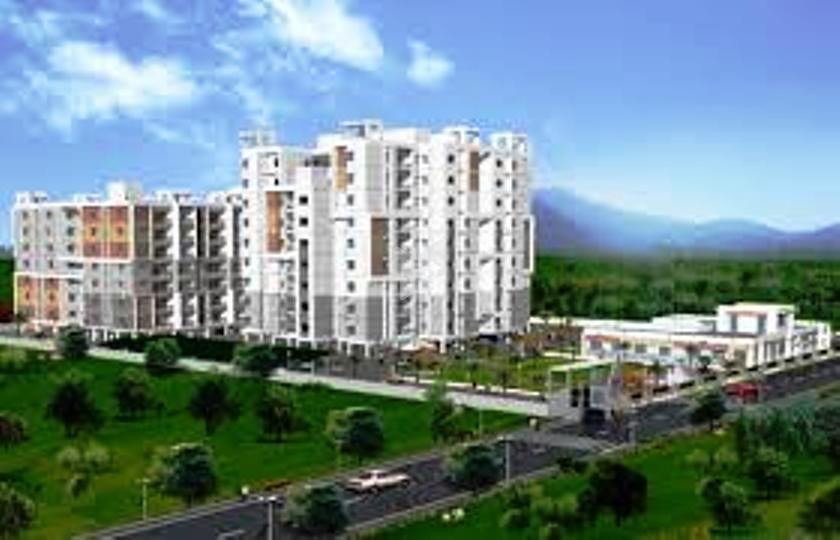 Sakthi Apartments - Elevation Photo