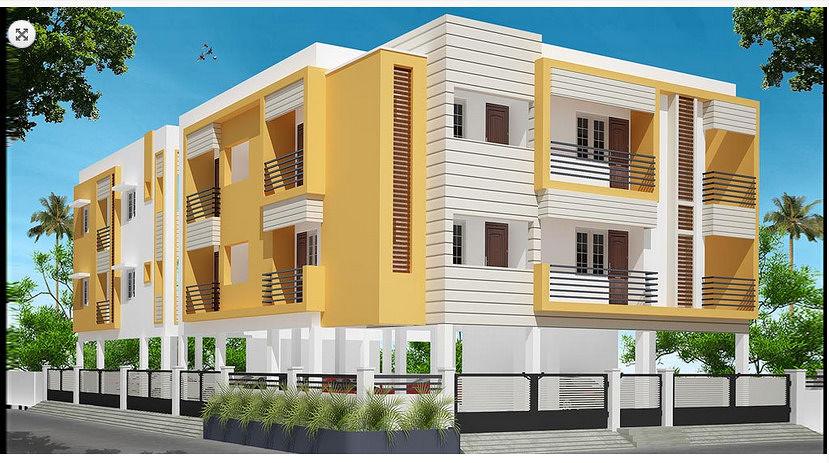 Sumangali Homes Vasantham - Elevation Photo