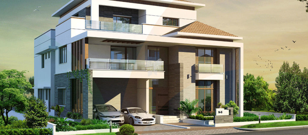 Ramky CEO Enclave - Project Images
