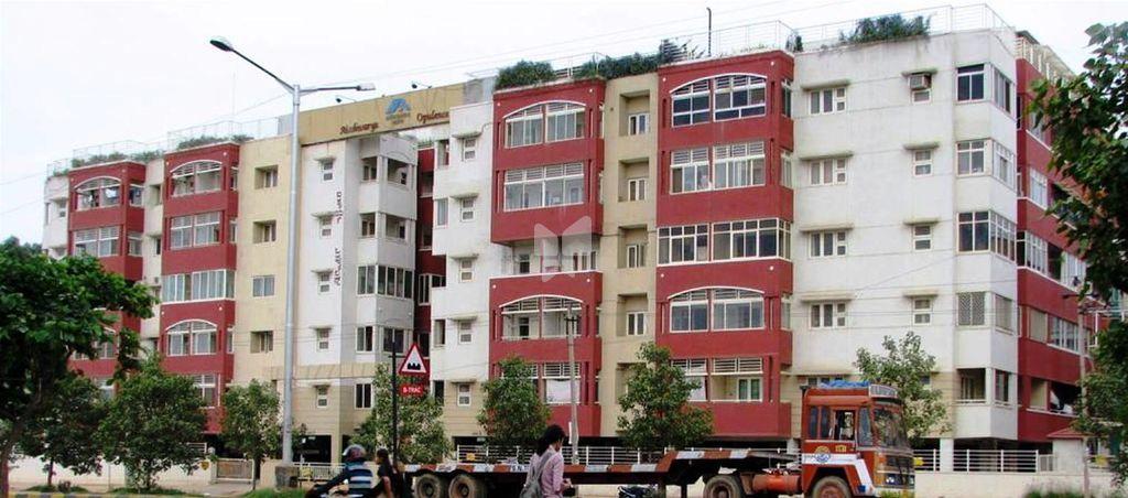 Aisshwarya Opulence Apartment - Elevation Photo