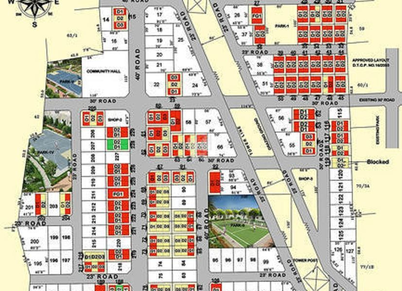 Apex Ford City - Master Plans