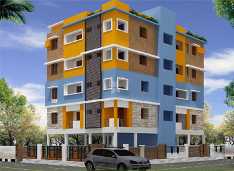 Kruthi Seven Hills Residency - Project Images