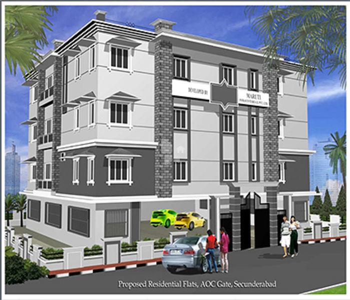 Maruthi Badruddin Residency - Elevation Photo