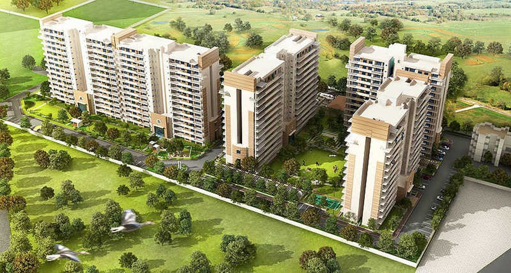 Brisk Lumbini Terrace Homes - Project Images