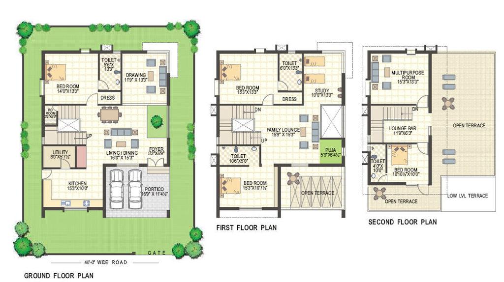 Richmond style home plans house design plans for Richmond house plan