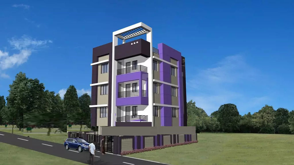 Pahawa Abode 2 - Elevation Photo
