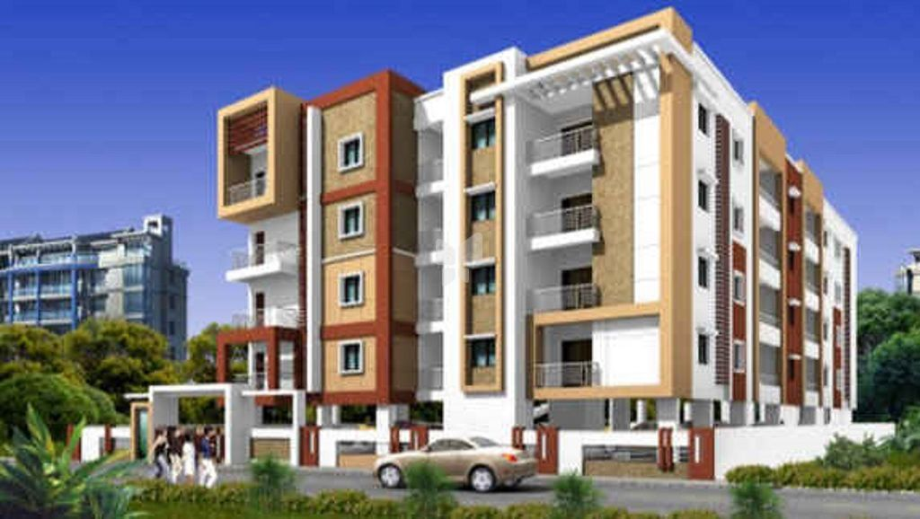 Keerthi Keerthana - Elevation Photo