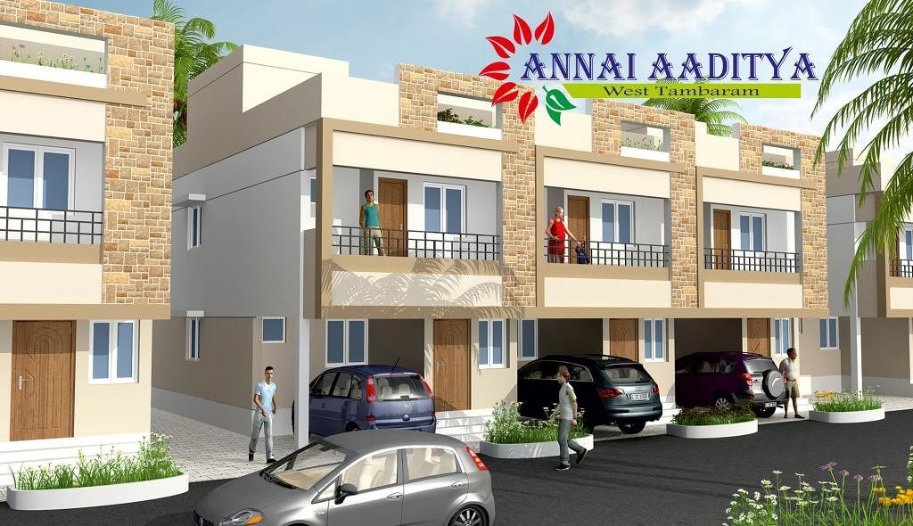 Annai Aaditya - Elevation Photo