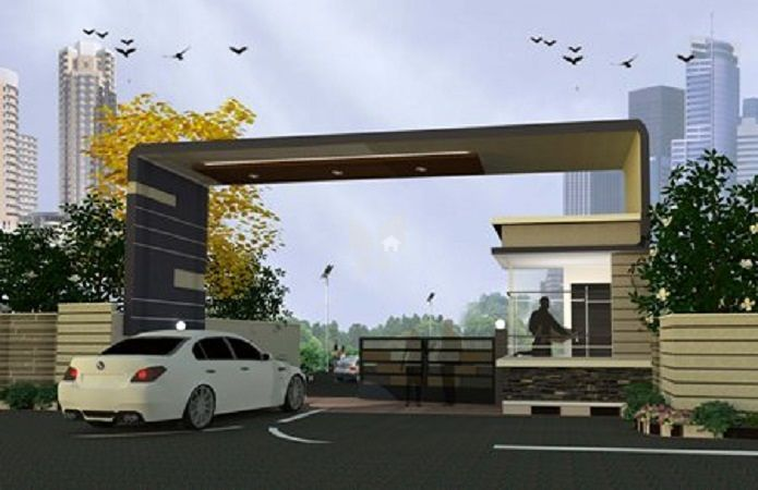 Manish Supra Enclave - Elevation Photo