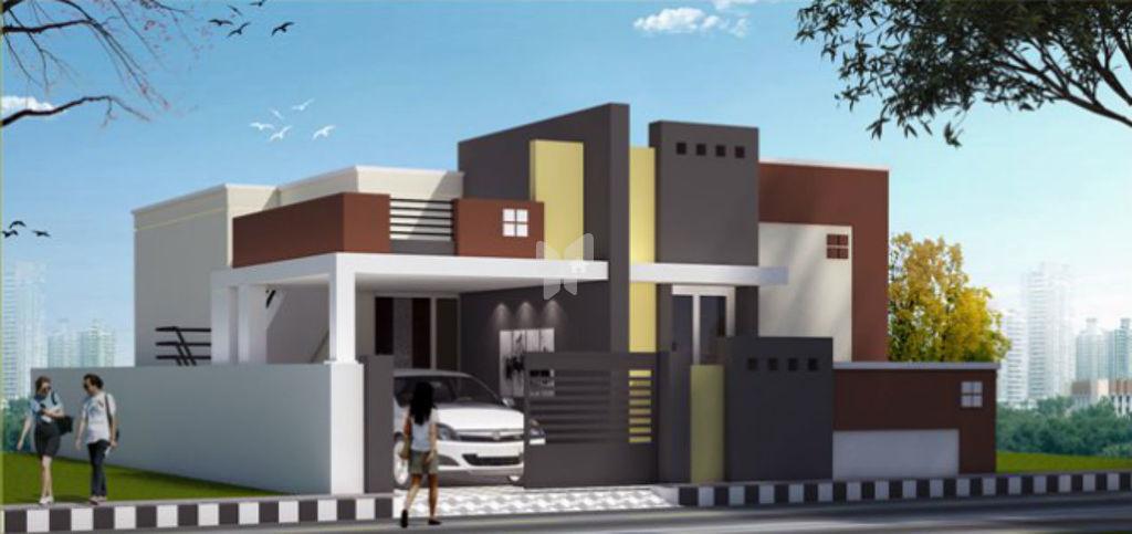 KK Builders Sun Shine Villas - Project Images