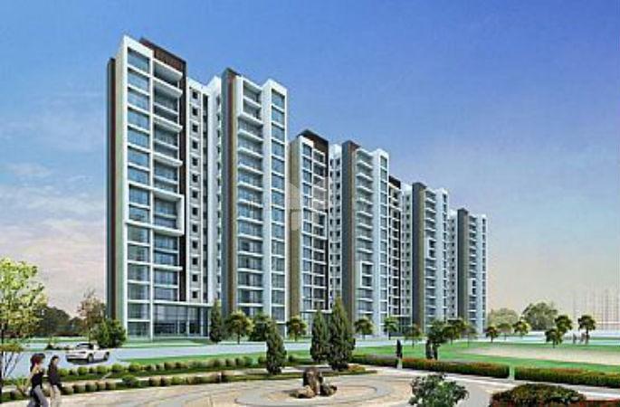 MJR Clique Apartment - Elevation Photo