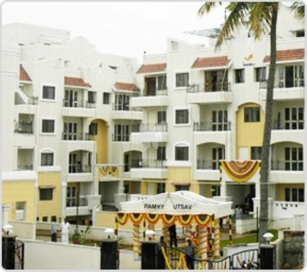 Ramky Utsav Apartments - Elevation Photo