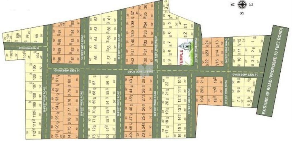 Ak Maxx County - Master Plan