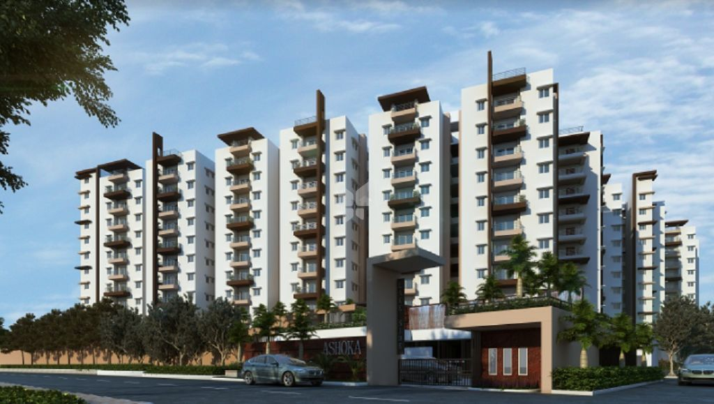 Ashoka Lakeside - Elevation Photo