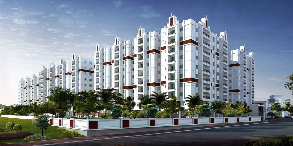 Galaxy Apartments - Project Images